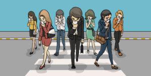 Mobily a nomofobie