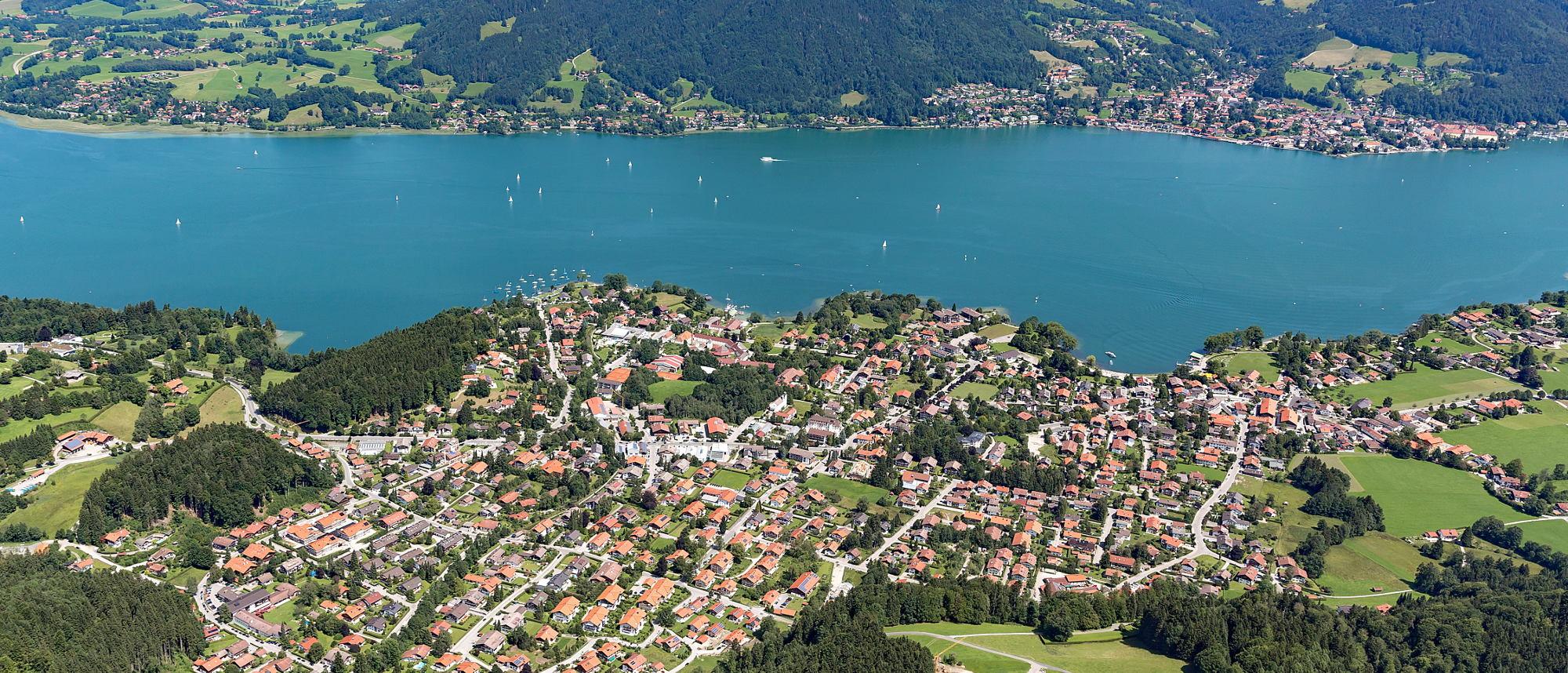 Německé lázeňské město Bad Wiessee odmítá 5G