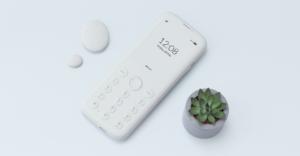 Očekávaný Low-sar Telefon Mudita Pure