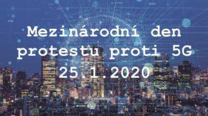 Mezinárodní den protestu proti 5G technologiím