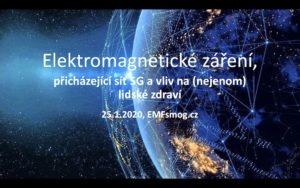 Stop5G - Přednáška Elektromagnetické záření a 5G