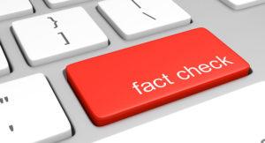 Zakládáme si na ověřování faktů.